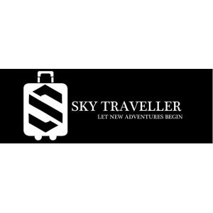 2-In-1 Aluminium Frame Classical Luggage Set - Silver